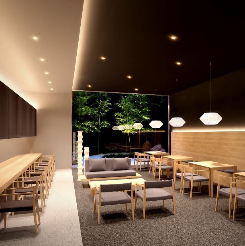 和食店/建材メーカーカタログ用デザイン