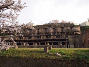 廃墟、ラピュタ好きにはたまらない銀山跡地